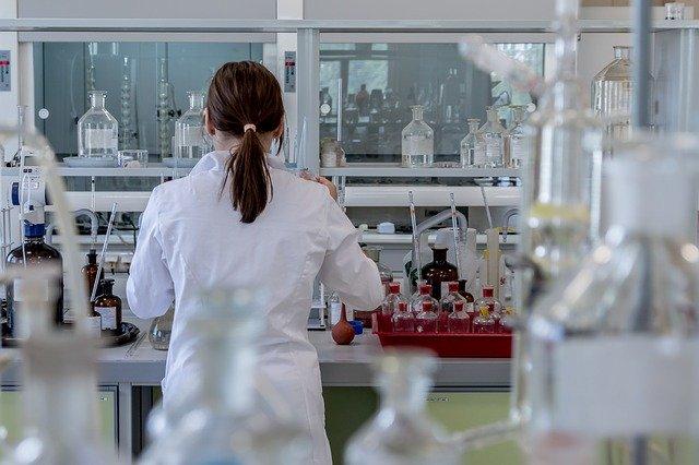 vedecké laboratórium