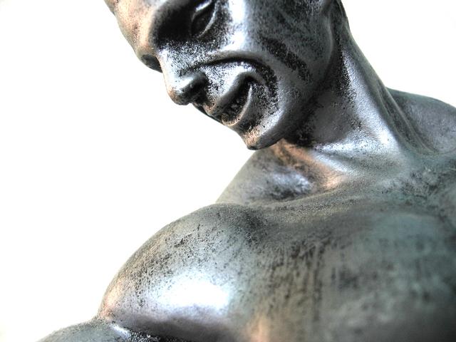 Mužská socha